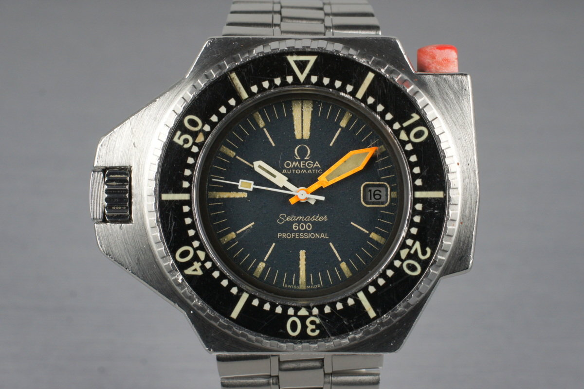 Omega Seamaster 600 Professional 166.077 PloProf photo, #0