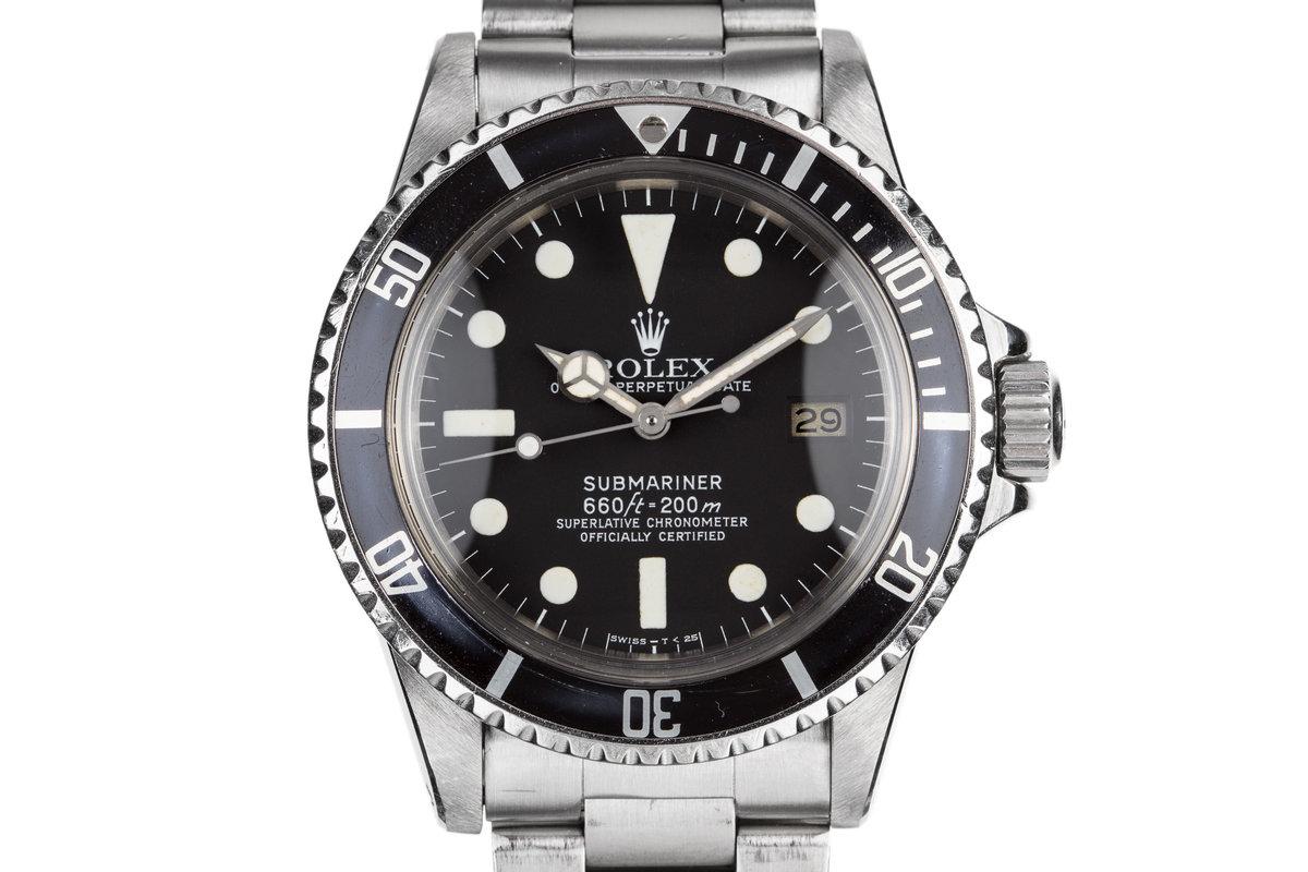 1977 Rolex Submariner 1680 photo, #0