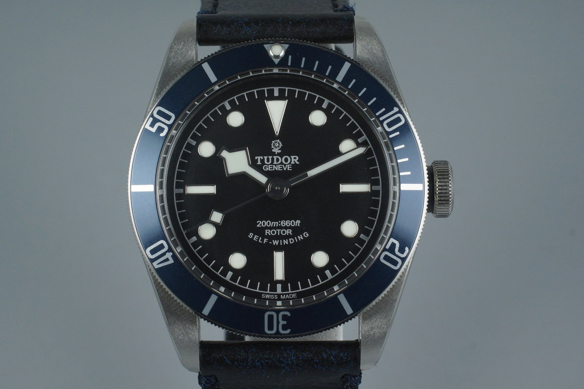 2014 Tudor Black Bay 79220B with Box and Papers photo, #0
