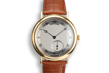 2007 Breguet 18K YG Classique Automatic 5140BA with Box and Papers photo