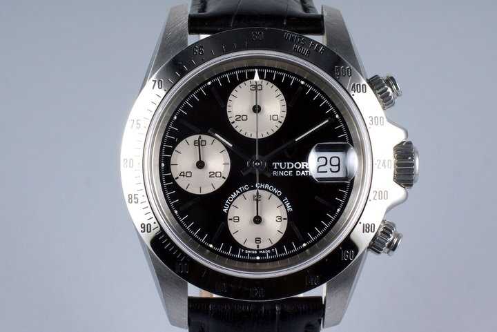 1999 Tudor Prince Date 79280 with Box and Papers photo