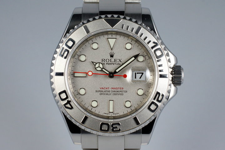 2007 Rolex Yacht-Master 16622 with Box and Papers photo