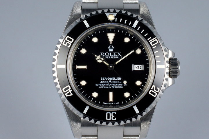 1994 Rolex Sea Dweller 16600 photo