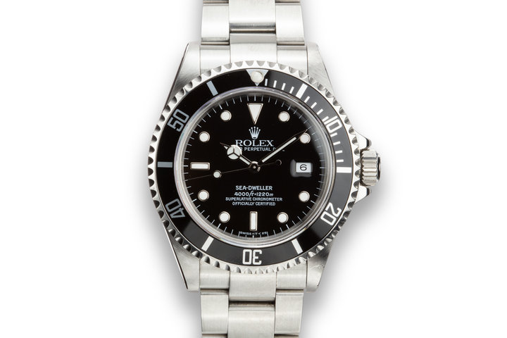 1997 Rolex Sea-Dweller 16600 photo