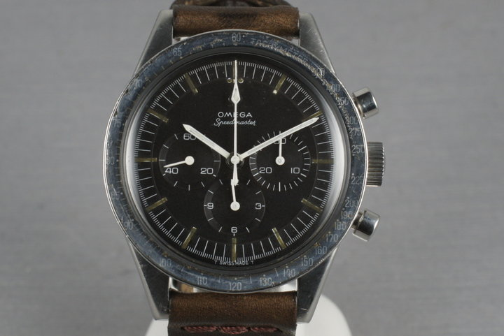 OMEGA SPEEDMASTER Pre-Pro  No-Crown-Guards Circa 1963 photo