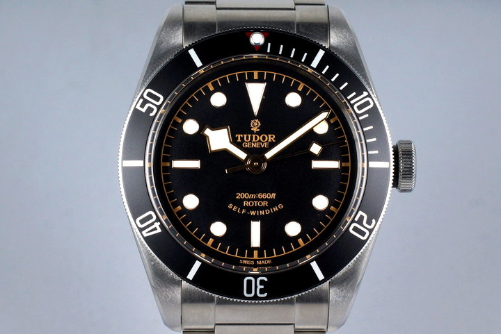 2015 Tudor Black Bay 79220N with Box and Papers photo