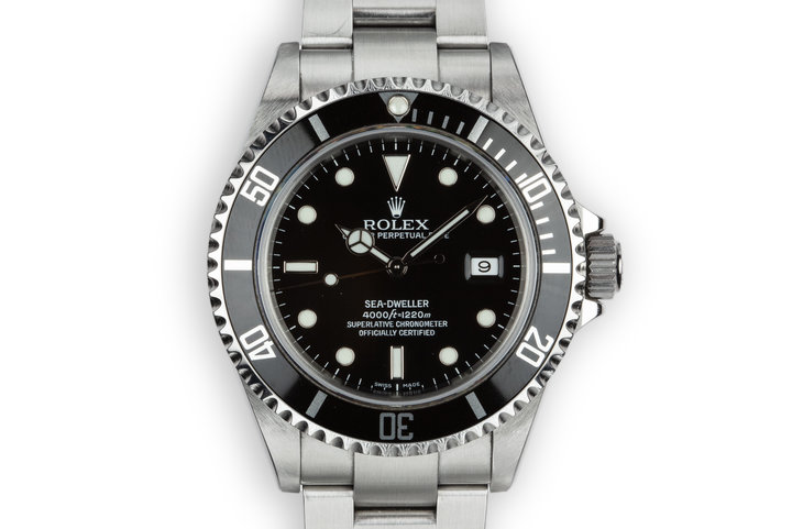 2006 Rolex Sea-Dweller 16600 photo