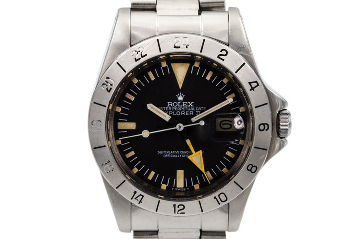 1978 Rolex Explorer II 1655 photo