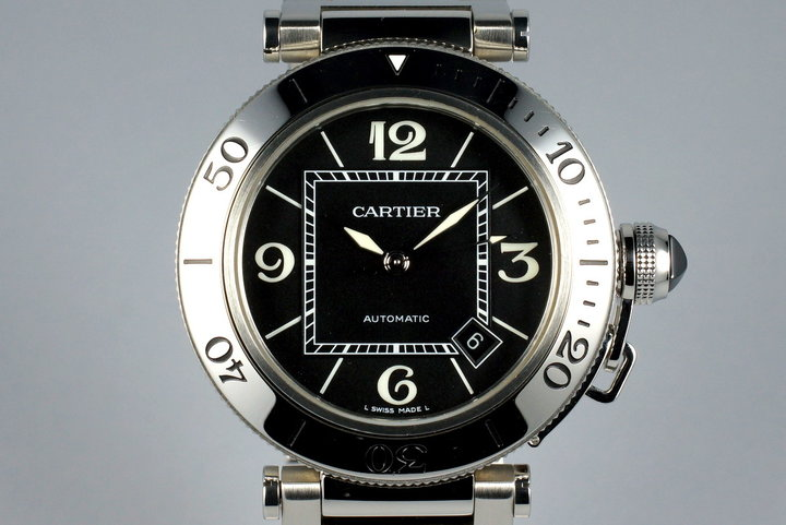 Cartier Pasha Sea Timer 2790 photo