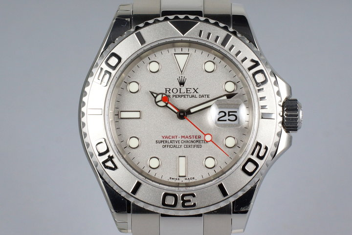 2005 Rolex Yacht-Master 16622 with Box and Papers photo