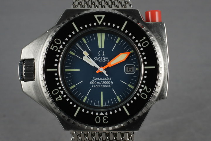 Omega Seamaster Professional PloProf photo