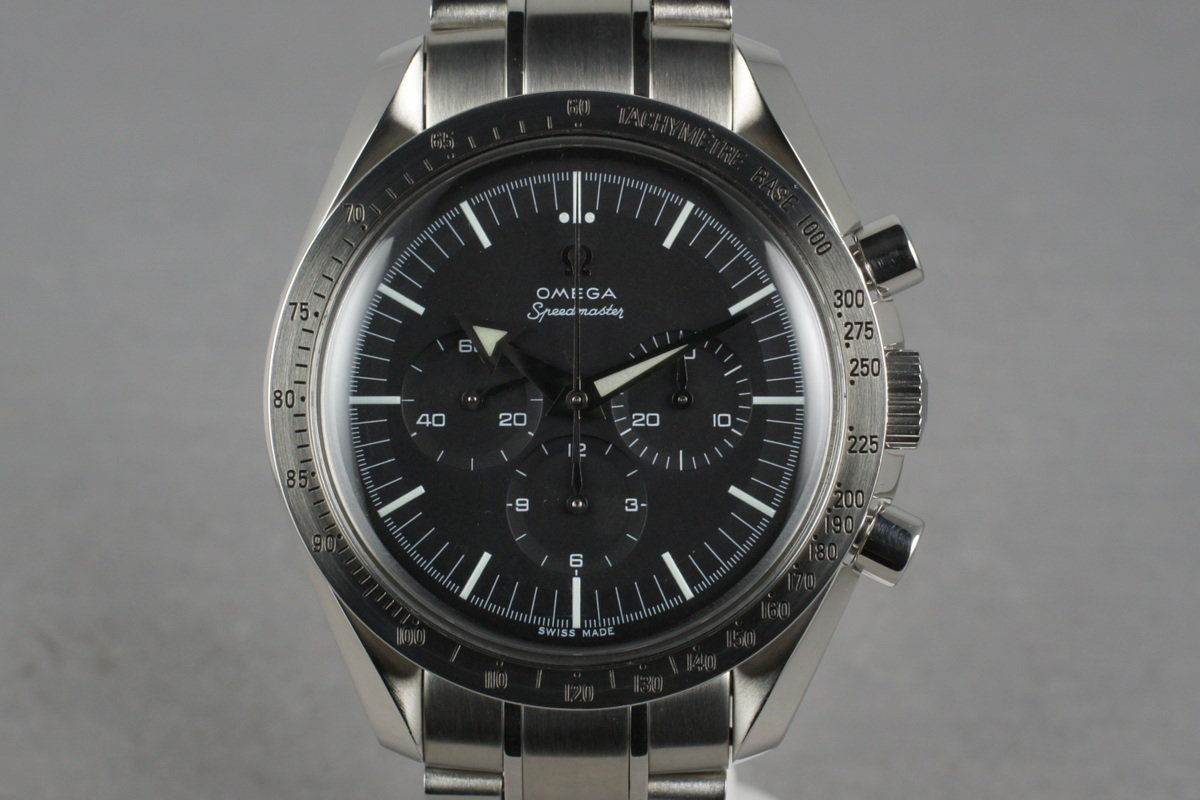 Omega Speedmaster Professional 35945000 with Box and Papers photo, #0