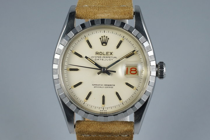1958 Rolex DateJust 6605 photo