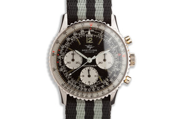 """Breitling Navitimer """"Twin Jets"""" Ref. 806-36 photo"""