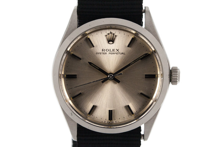 1971 Rolex Oyster Perpetual 5500 with Papers photo