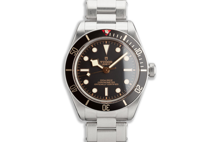 2019 Tudor Black Bay Fifty-Eight 79030 with Box and Card photo
