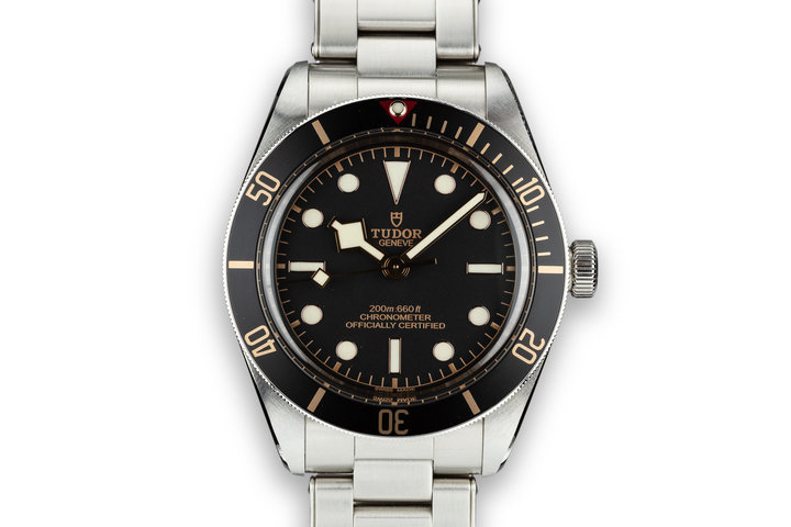2018 Tudor Black Bay 58 79030N with Box and Papers photo