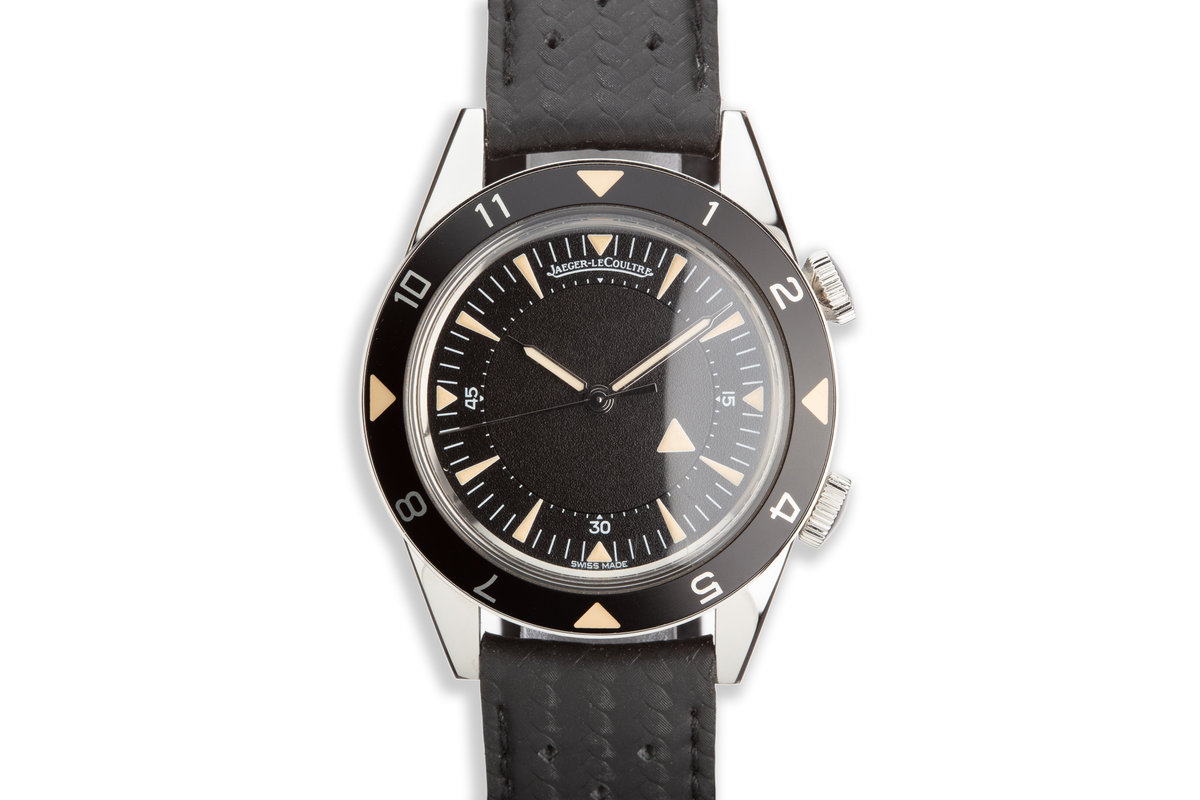 2014 Jaeger-LeCoultre Memovox Tribute to Deep Sea Q2028470 Watch Euro Version LTD Edition photo, #0