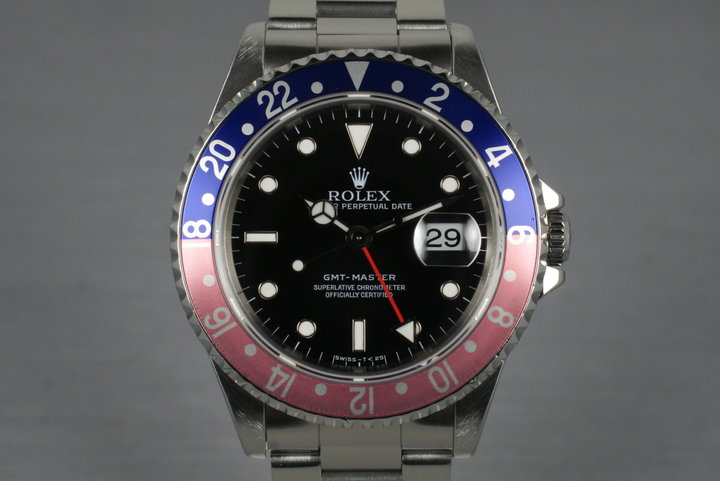 1995 Rolex GMT 16700 photo