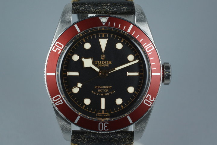 2014 Tudor Black Bay 79220R with Box and Papers photo