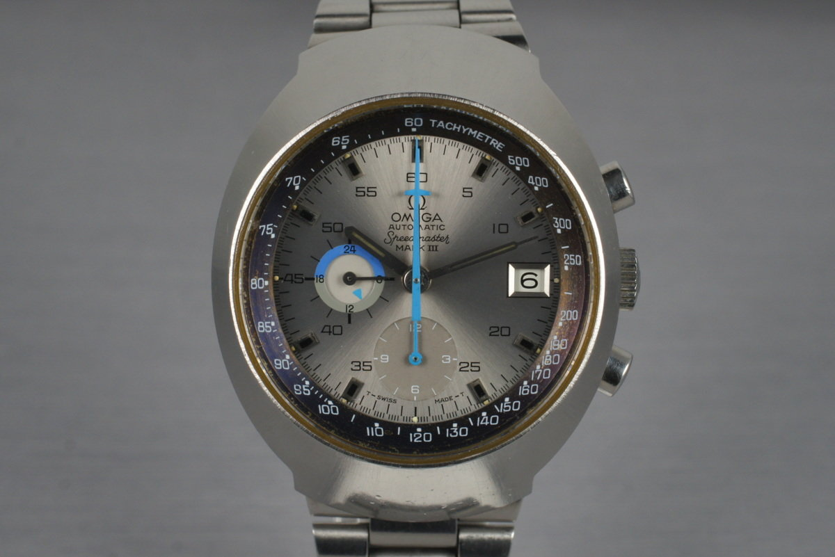 1970 Omega Speedmaster Mark III 176.002 photo, #0