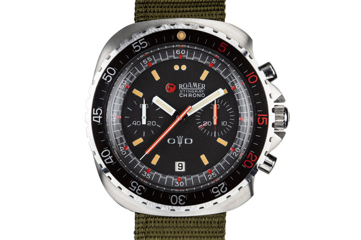 Roamer Stingray Chrono photo