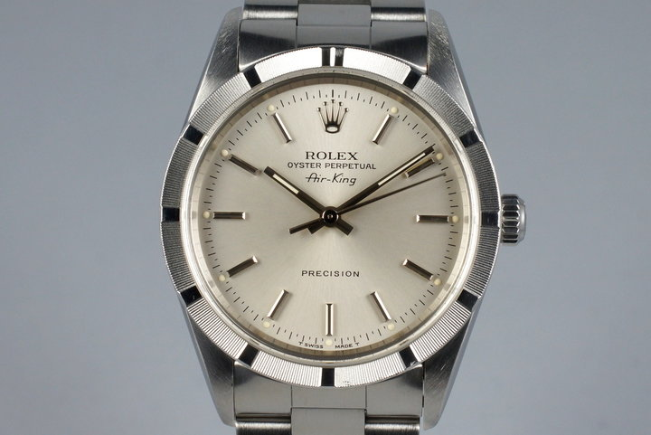 1997 Rolex Air-King 14010 photo
