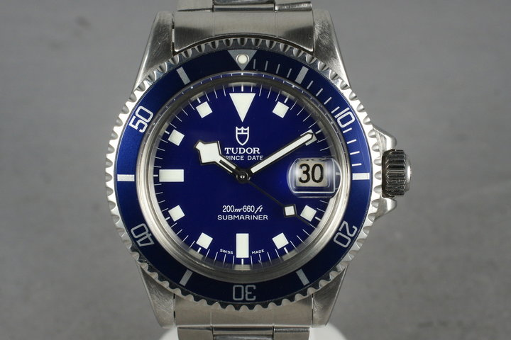 1975 Tudor Submariner 9411/0 Snowflake photo