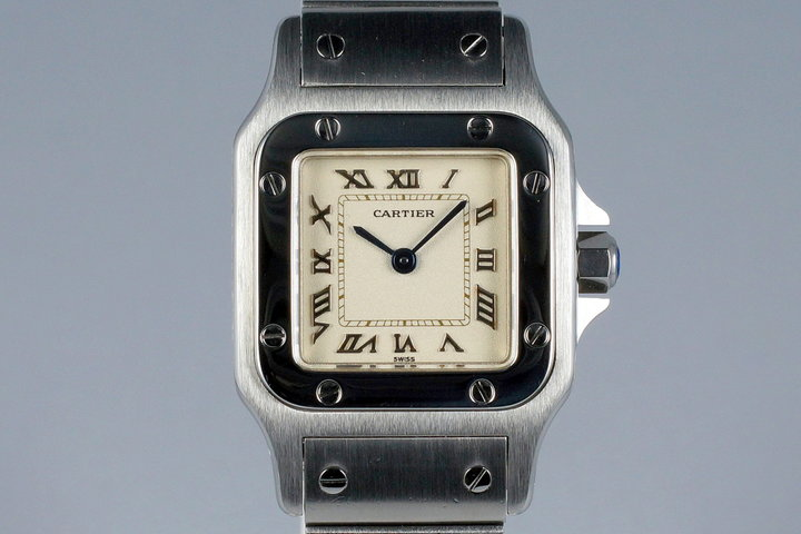 Cartier Ladies Santos 1565 photo