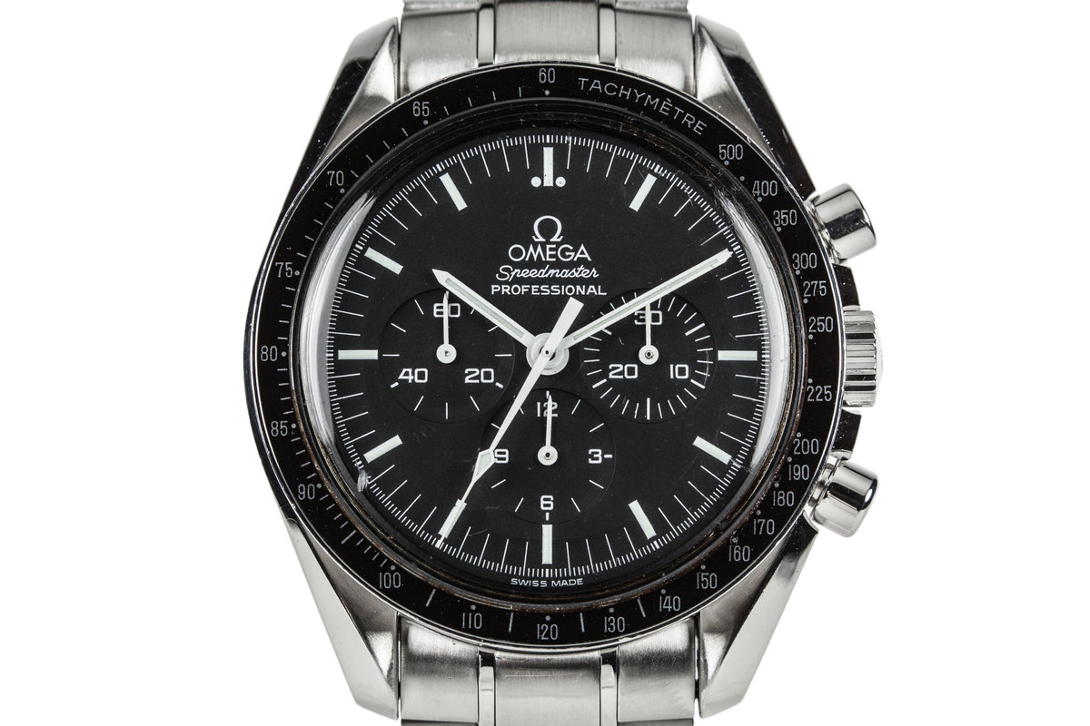 Omega Speedmaster Professional 3570-50 with Box and Papers photo, #0