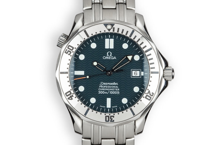 1999 Omega Seamaster Professional 2532.80 photo