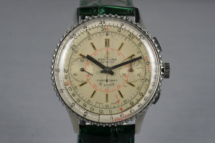 1945 Breitling Chronomat 769 photo
