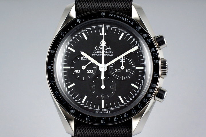 2015 Omega Speedmaster 311.33.42.30.01.001 with Box and Papers photo