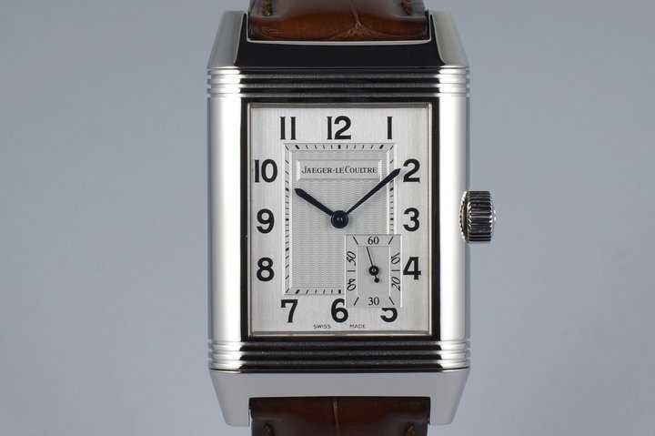 Jaeger-LeCoultre Reverso Grande 8 Days 240.8.14 with Box photo