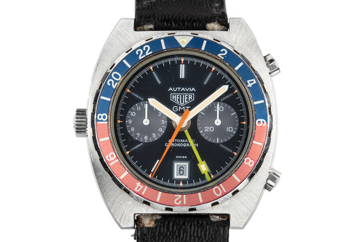 Heuer Autavia GMT 11630 photo