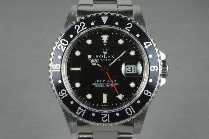 1996 Rolex GMT 16700 photo