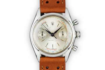 1959 Rolex Pre-Daytona 4500 Silver Dial photo