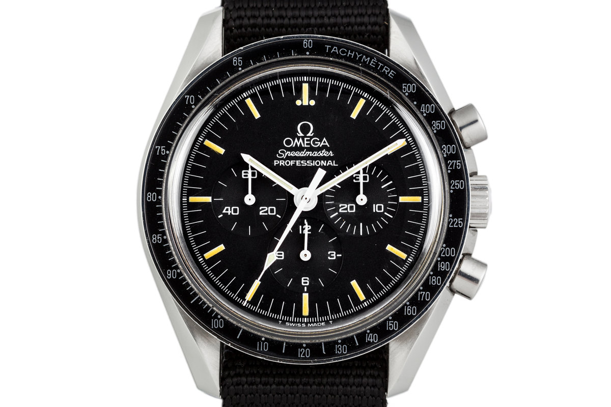 1996 Omega Speedmaster Professional 145.00.22 photo, #0