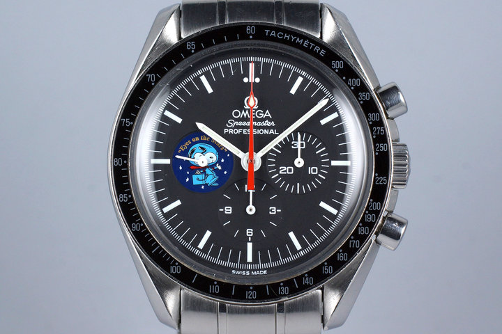 1971 Omega Speedmaster 145.022 Calibre 861 with Snoopy Dial photo
