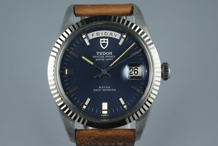 1969 Tudor OysterPrince Date Day 7019/4 photo
