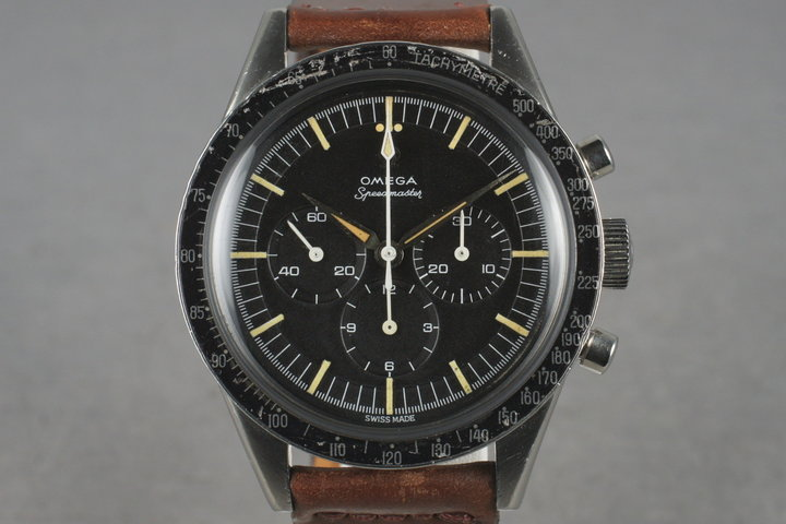 1961 Omega Speedmaster 2998-61 with Box and Booklet photo