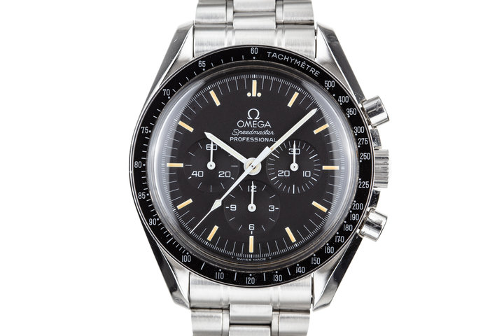 1998 Omega Speedmaster Professional 3590.50 with Warranty Card photo