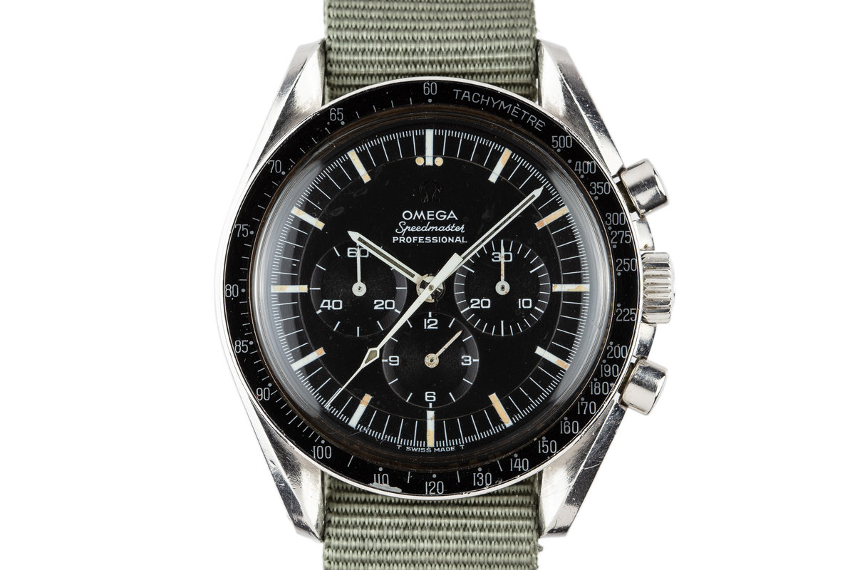 1967 Omega Pre-Moon Speedmaster Professional 145.012 with 321 Movement photo, #0