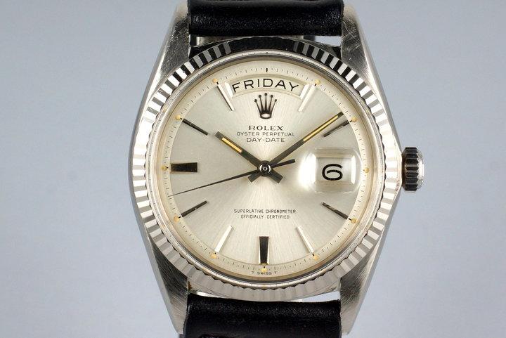 1966 Rolex WG Day-Date 1803 photo