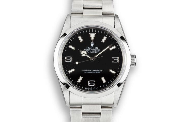 1997 Rolex Explorer 14270 photo