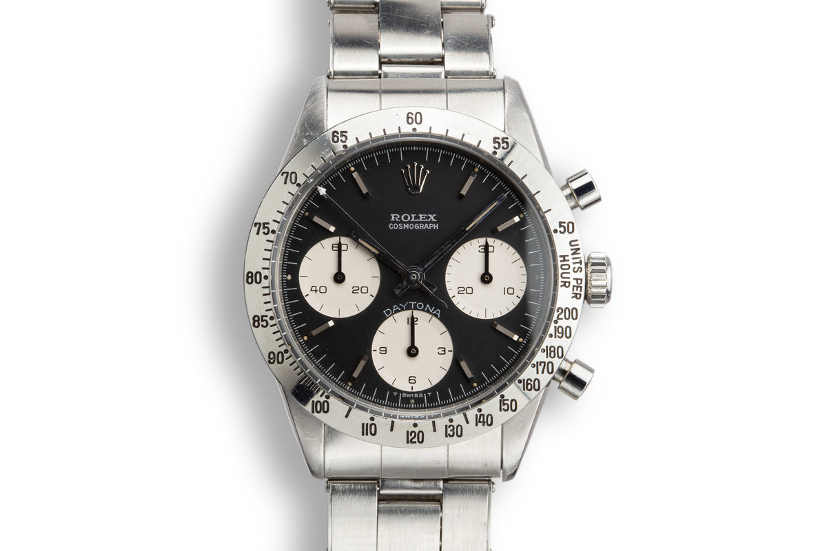 "1970 Rolex ""Blue"" Daytona 6262 photo, #0"