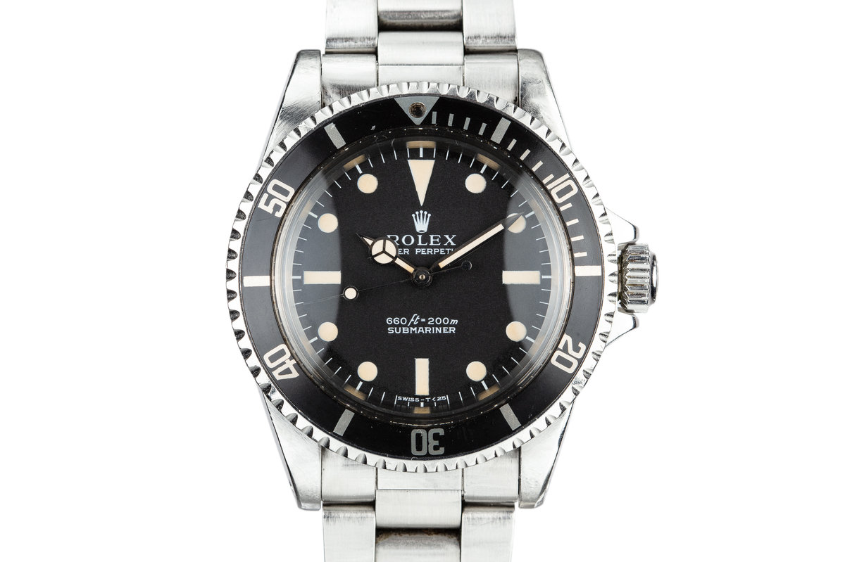 1971 Rolex Submariner 5513 photo, #0