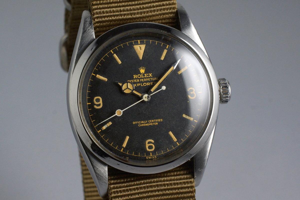 Rolex Explorer Vintage