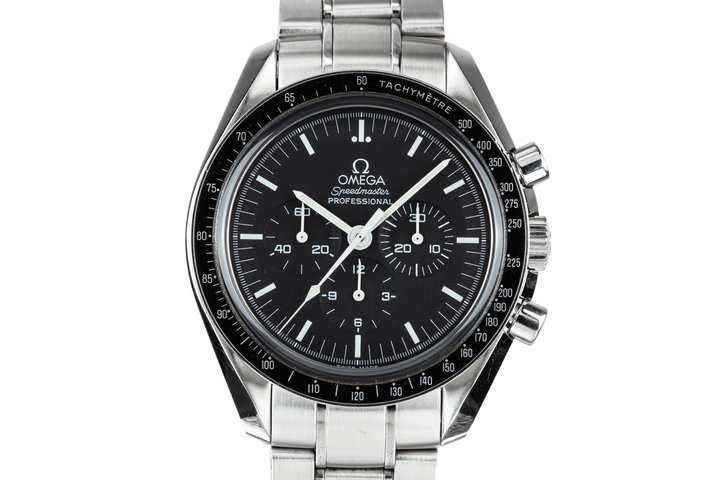 2005 Omega Speedmaster Professional 3573.50 with Cards photo