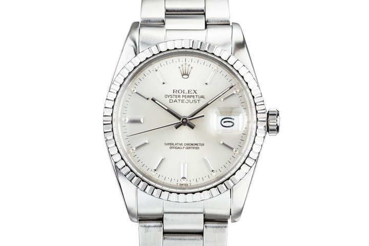 1981 Rolex 16030 Silver Dial photo